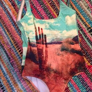 Billabong Cactus Desert Swimsuit